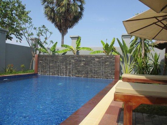 3 Monkeys Villa: pool