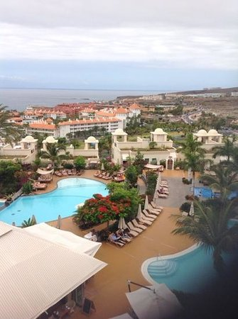 Vincci Selección La Plantación del Sur: veiw from my balcony (junior suite)