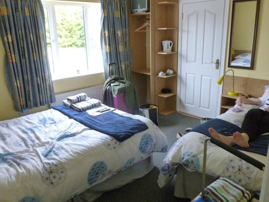 Inny Bay Bed And Breakfast : Double and Twin Room