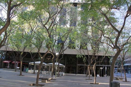 Hotel Acta City47 : Вид отеля