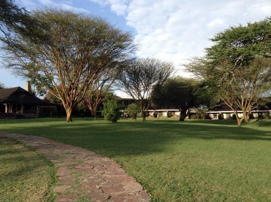 Keekorok Lodge-Sun Africa Hotels : территория