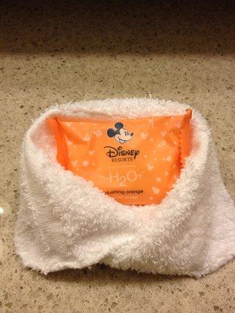 Disney's Port Orleans Resort - French Quarter : Mickey Soap