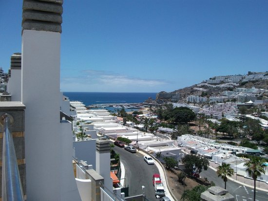 Cabau Cala Nova : View from our apartment on 5th floor.