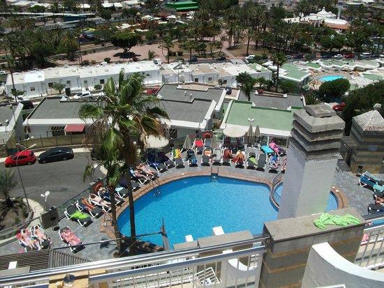 Cabau Cala Nova : View from our apartment.