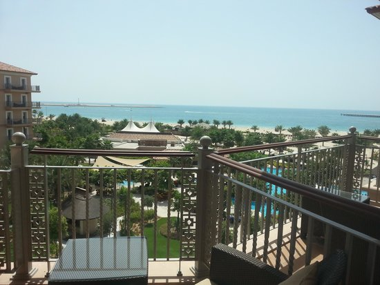 The Ritz-Carlton, Dubai: joli vue