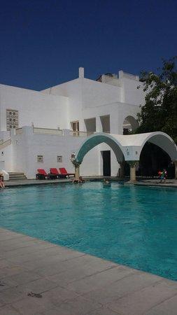 The Orangers Beach Resort & Bungalows: Nice pool.