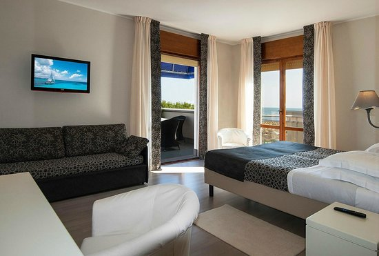 Hotel Excelsior Jesolo - Executive Suite Front Sea View