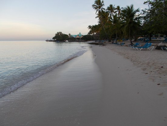 Dreams La Romana : early morning