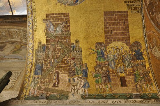 Basilica di San Marco: the mosaics are wonderful