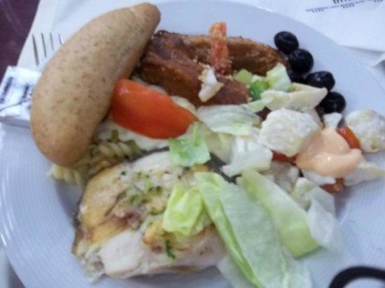 Gran Hotel Bali - Grupo Bali : and more food