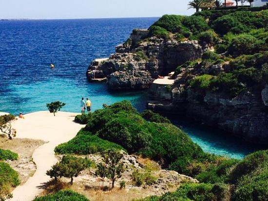 Ses Orenetes - Menorca MPC: cala cercana a 200 m del apartamento