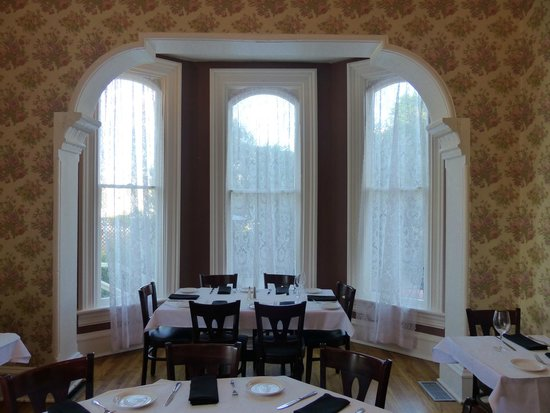 Luna Mansion Window