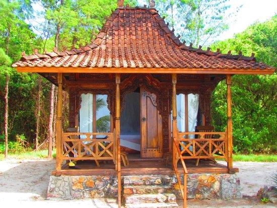 Kura Kura Resort: Bungalow Krakal Island