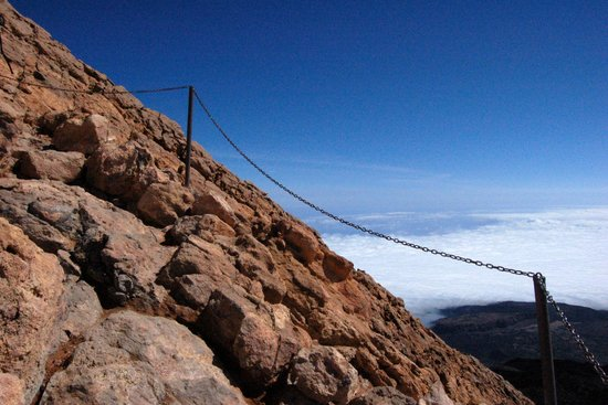 Volcan El Teide: El Teide