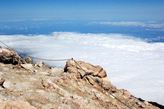 Volcan El Teide : El Teide