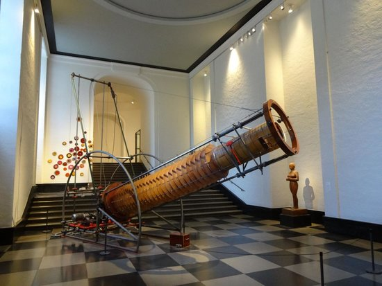 Museum of Fine Art (Goteborgs Konstmuseum): Limited but fun sculpture collection