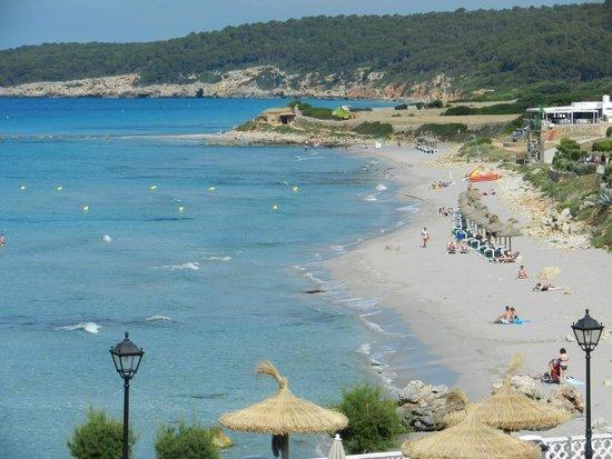 Sol Beach House Menorca: Blick vom Balkon