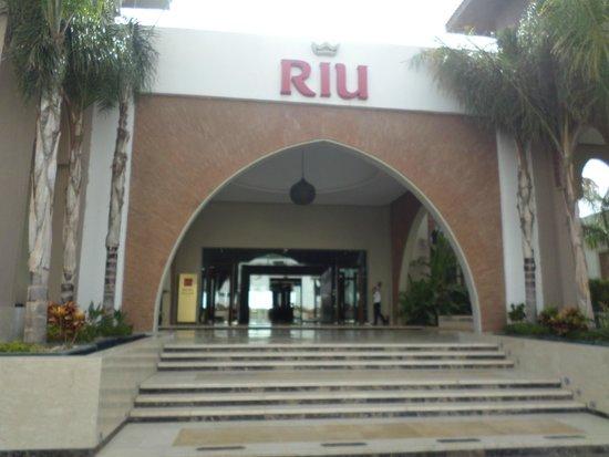 Hotel Riu Palace Tikida Agadir: Front of Hotel