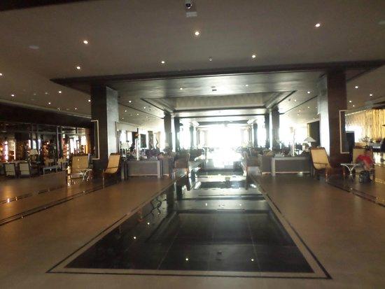 Hotel Riu Palace Tikida Agadir: Lobby
