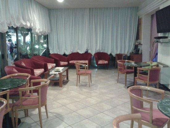 sala tv hotel villa gori