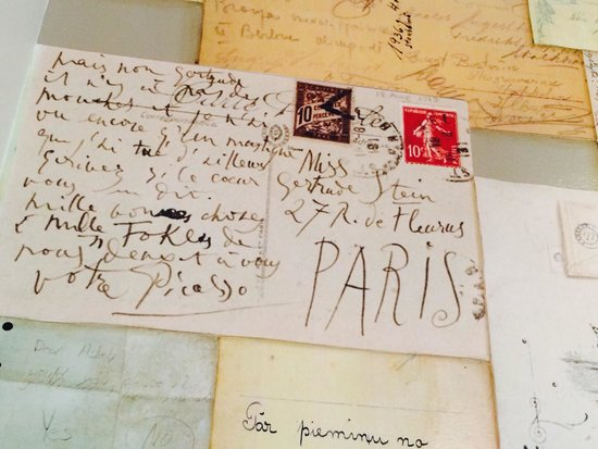 International: Lettere.... D'autore!!!!!