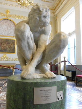 Russian Tour Guide, LLC- Day Tours: Michelangelo at the Hermitage