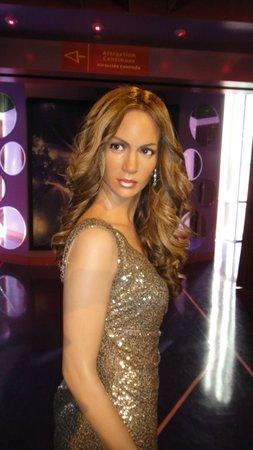 Madame Tussauds Hollywood : Jennifer Lopez
