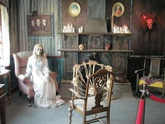 Dr Morbid S Haunted House Lake George Ny Address