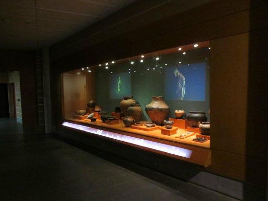 Museo y Parque Arqueologico Cueva Pintada : ancient ceramics
