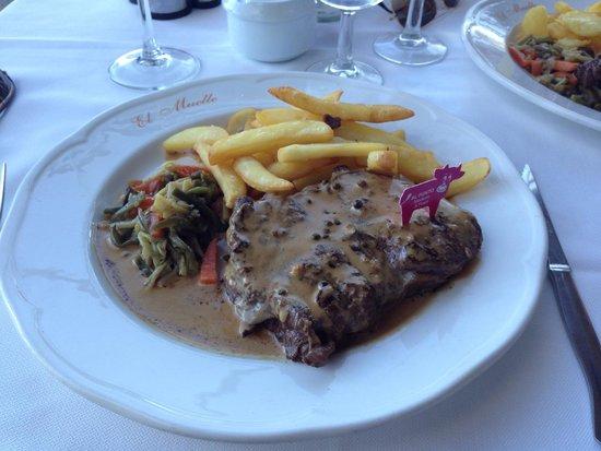 Restaurante El Muelle: Argentinian Steak ��