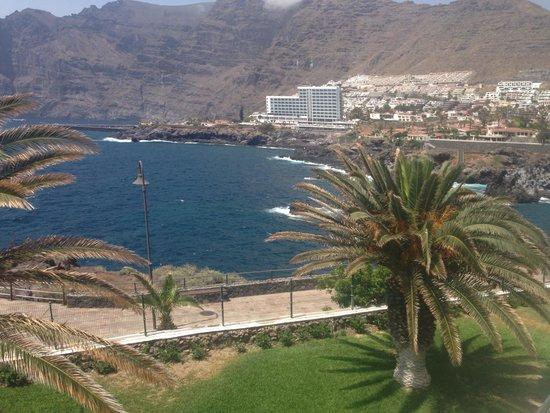 Barcelo Santiago : Our balcony view