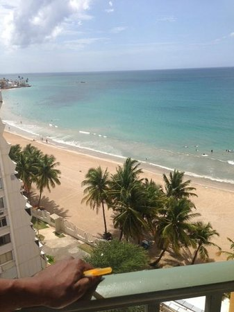 Courtyard by Marriott Isla Verde Beach Resort: Balcony View