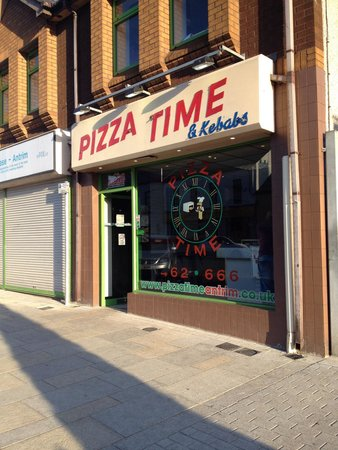 Pizzatime Antrim Restaurant Reviews Photos Phone