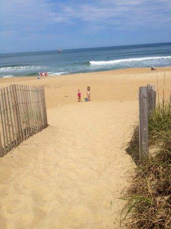 Atlantic Street Inn: Beach Fun