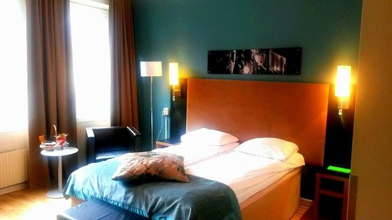Quality Hotel Augustin: Single Room
