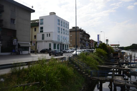 Hotel San Giuliano: dıştan görünüş