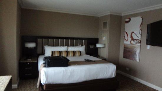 Golden Nugget: Bedroom