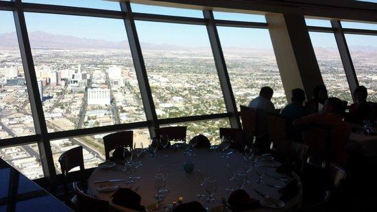 Stratosphere Hotel, Casino and Tower, BW Premier Collection: Vista da Torre