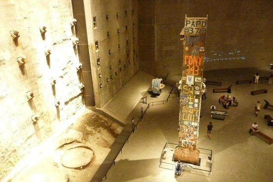 Mémorial du 11-Septembre : 9/11 Memorial Museum