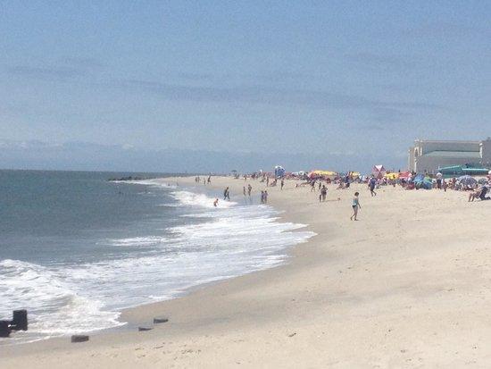 Cape May City Beaches: Cape May beach
