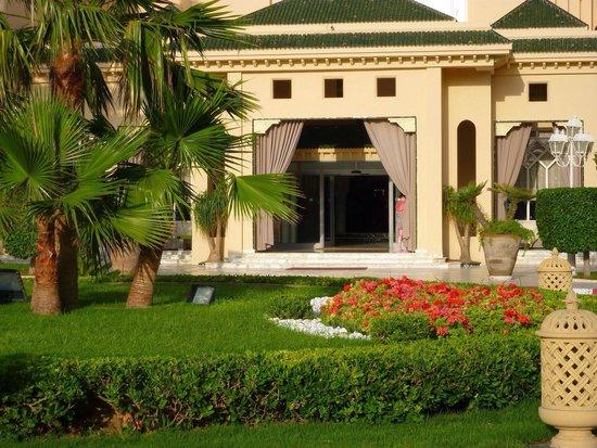 Royal Kenz Hotel Thalasso & Spa: A warm welcome