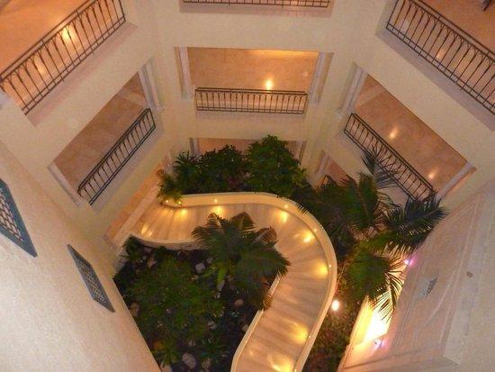 Royal Kenz Hotel Thalasso & Spa: Inner courtyard