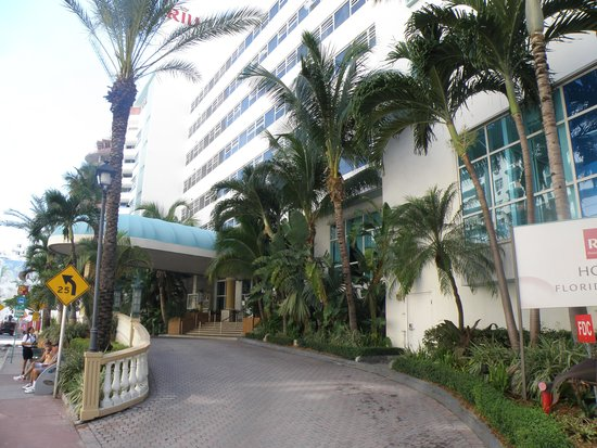 Hotel Riu Plaza Miami Beach: hôtel