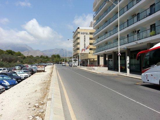 Hotel Carlos I: Hotel