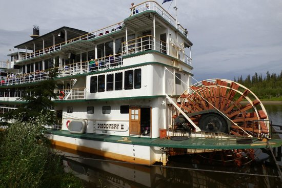 Riverboat Discovery : Discovery II