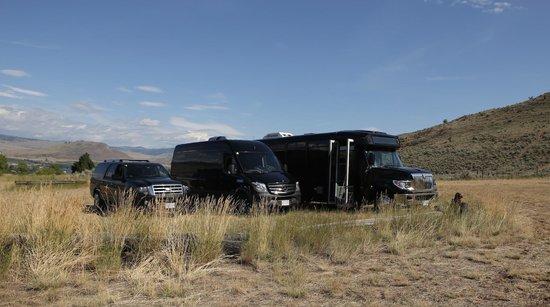 Landsea Okanagan Tours & Charters
