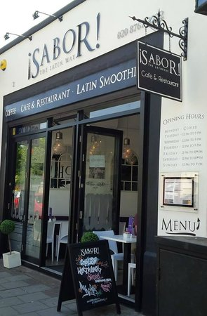 Sabor london 2 tooting bec rd restaurant reviews for 14th avenue salon albany oregon