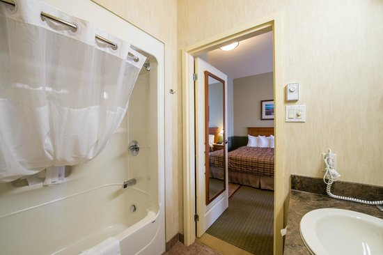 Quality Inn : Salle de bain