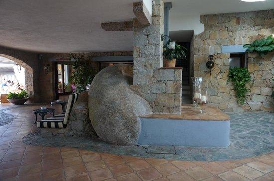 Hotel & Spa des Pecheurs : Lobby