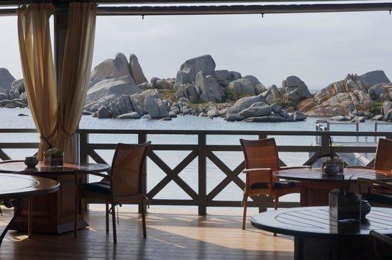 Hotel & Spa des Pecheurs : Terrasse